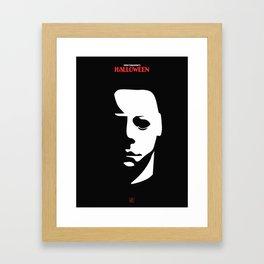 John Carpenter - Halloween Framed Art Print