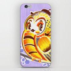 Pierrot Owl iPhone & iPod Skin