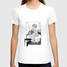 QUIET EVENING T-shirt
