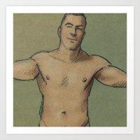 FDAII231c Art Print
