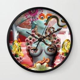 Waikiki Tide Wall Clock