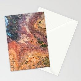 Red Bluff National Park - Kalbarri - Western Australia Stationery Cards