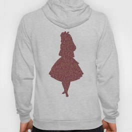Glitter party Alice Hoody
