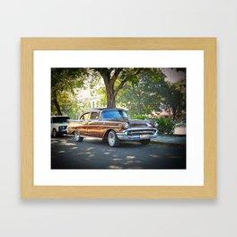 cuba_2 Framed Art Print