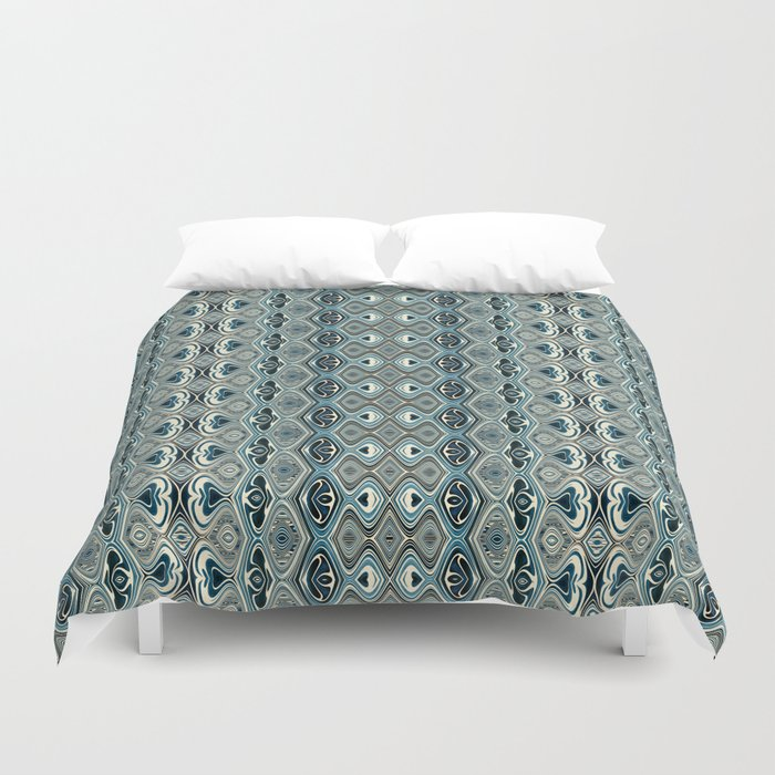 Abstract Pattern 16/1 Duvet Cover
