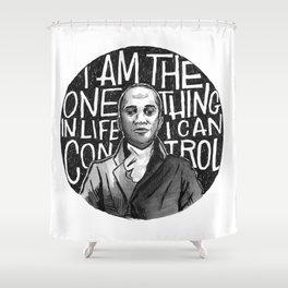 Wait For It [Aaron Burr] Shower Curtain