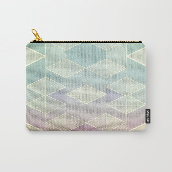 Upsidedown V Carry-All Pouch