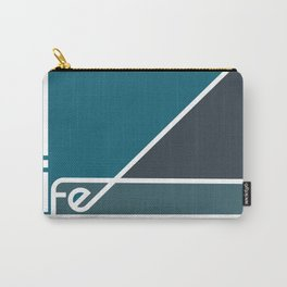 Life in Abstract Carry-All Pouch