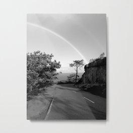 Rainbow at Torrey Pines Metal Print