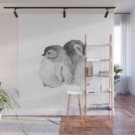 Baby Penguins Wall Mural