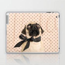 Trés Chic Pug Laptop & iPad Skin