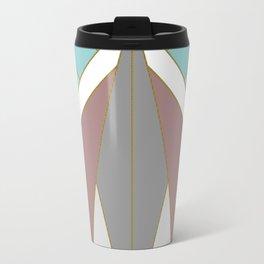 ART DECO G2 (abstract geometric) Travel Mug