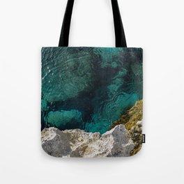 Cyprus Sea III Tote Bag