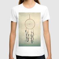dreamcatcher T-shirts featuring Dreamcatcher  by Laura Ruth