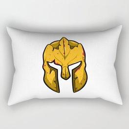 Spartan Helmet - Warrior Guard Rectangular Pillow
