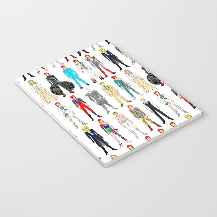 Retro Vintage Fashion 1 Notebook