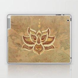 Loto Flower Laptop & iPad Skin
