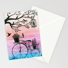 Life is beautiful! Stationery Cards