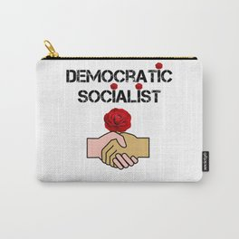Democratic Socialists Of America Carry-All Pouch