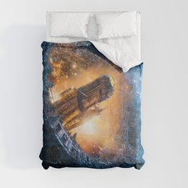 The Voyage Begins Comforters