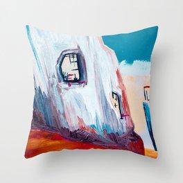 DYSTOPIA Throw Pillow