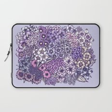 Faded Blossoms Laptop Sleeve
