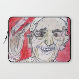 Pope Francis Laptop Sleeve