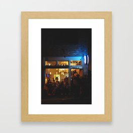 Molly Moons Framed Art Print