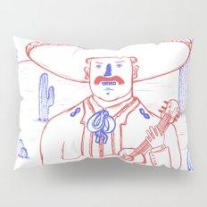 Mariachi in the Desert Pillow Sham