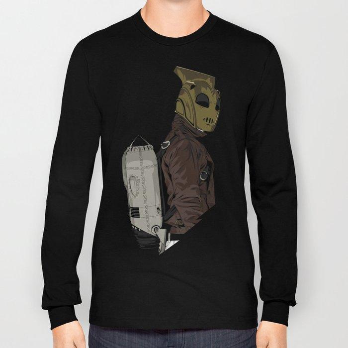 T. R. Long Sleeve T-shirt
