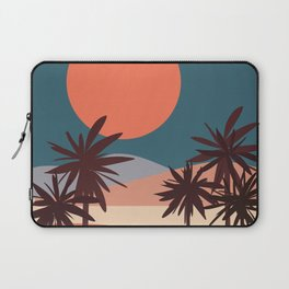 Abstract Landscape 13 Portrait Laptop Sleeve