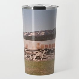 The Concluding Chapter Travel Mug