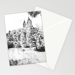 Central Park Stationery Cards