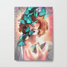 Life is Strange - Max Caufield Metal Print