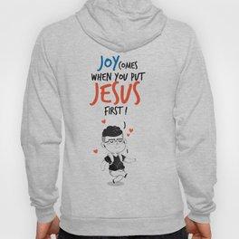 JESUS first Hoody