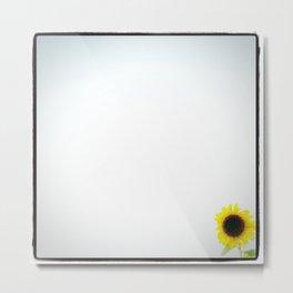 FLOWER 006 Metal Print