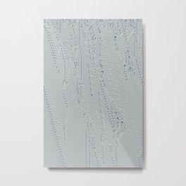 110 Metal Print