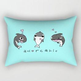 Adorcable Rectangular Pillow