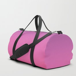 Carriacou - Classic Colorful Abstract Minimal Modern Summer Style Color Gradient Duffle Bag