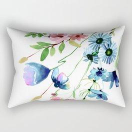 Springtime II Rectangular Pillow