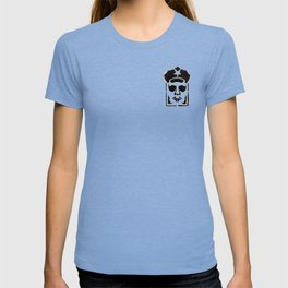 Disobey Cop Stencil T-shirt
