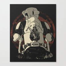 Sons of the Empire Canvas Print