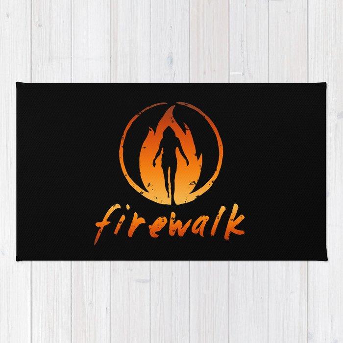 Firewalk Rug