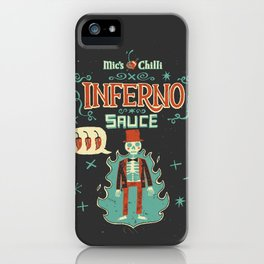 Inferno iPhone Case