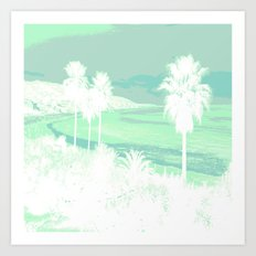 I love Cali! Art Print