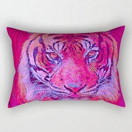 Popular Animals - Tiger 2 Rectangular Pillow