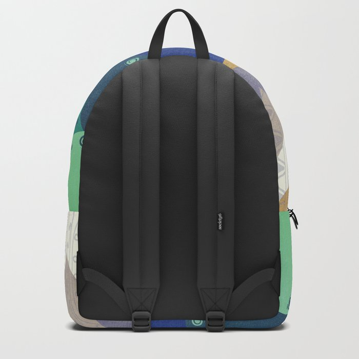 Textures/Abstract 130 Backpack