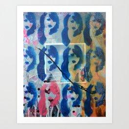Kate #4 Art Print