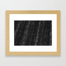 Grate Framed Art Print