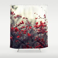 celtic Shower Curtains featuring Celtic Tree by Maioriz Home